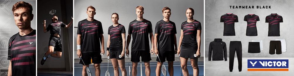 Victor Teamwear Black 2020-2022