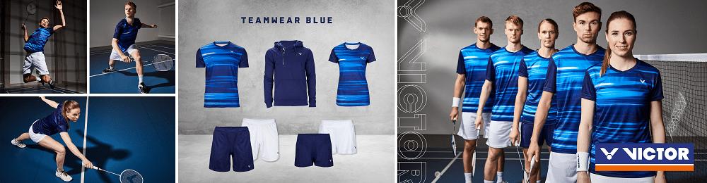 Victor Teamwear Blue 2020-2022